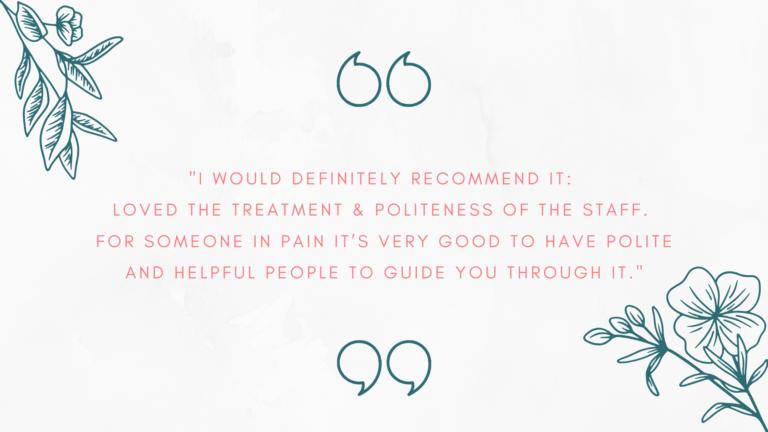 AHA Patient Reviews 18
